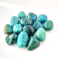 Chrysocolla Tumble Stones 2-2.5cm AAA