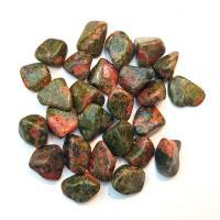 Small Unakite Tumble Stones 1-1.5cm