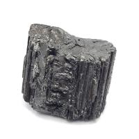 Black Tourmaline Rod Formation #A13