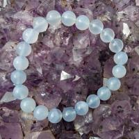 Blue Chalcedony 8mm Bracelet