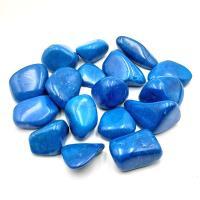 Blue Howlite Tumble Stones 2-2.5cm
