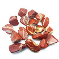 Red Stripe Jasper Tumble Stones
