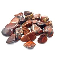 Brecicated Red Jasper Tumble Stones