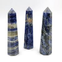 Sodalite Eight Sided Points - Sold Singly