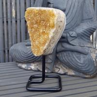 Citrine Cluster on Stand No3