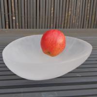 Large Selenite Crystal Gem Bowl 20cm