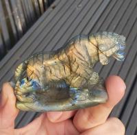 Labradorite Crystal Tiger No1