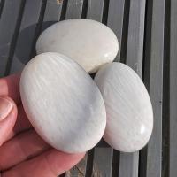 Scolecite Soap Bar Palm Stones