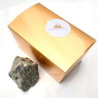 Iron Pyrite Specimen in Gift Box