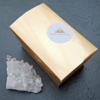 Quartz Cluster Specimen in Gift Box