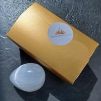 Selenite Eggs Specimen in Gift Box