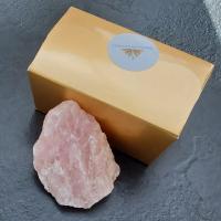 Rose Quartz Specimen in Gift Box