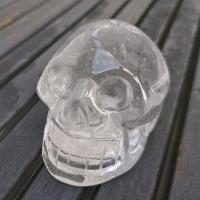 Quartz Crystal Skull No1