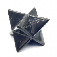 Large Shungite Merkaba Star