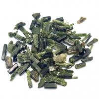 Chromian Diopside Crystals in Specimen Box