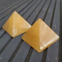 Orange Calcite Pyramids 4cm