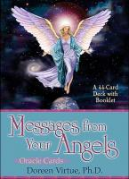 Messages from Your Angels Cards by Doreen Virtue