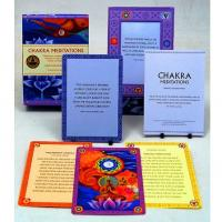 Chakra Meditation Cards by Swami Saradananda