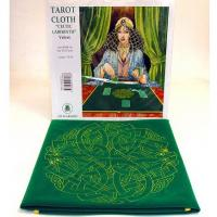 Celtic Labyrinth Velour Readers Cloth