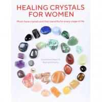 Healing Crystals for Woman by Catherine Mayet and Nathaël Remy