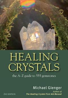 Healing Crystals by Michael Gienger 2nd Edition