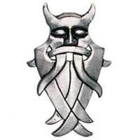 Odin's Mask Pendant