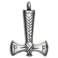 Viking Axe Pendant