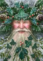 Spirit of Yule Card