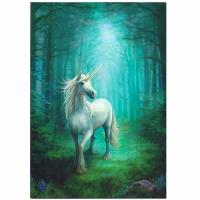 Forest Unicorn Card by Anne Stokes