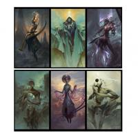 ANGELARIUM Oracle of the Emanations by Peter Mohrbacher