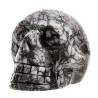 Pinolith Crystal Skulls No4