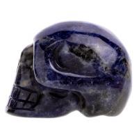 Sodalite Crystal Skulls No1