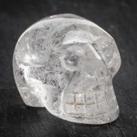 Quartz Crystal Skull No2