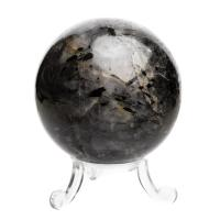 Black Tourmaline Sphere No2. 63mm