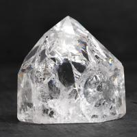 Fire and Ice Quartz Point #10