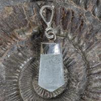 Natural Aquamarine Gem Stone Pendant NoR15