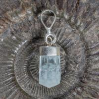 Natural Aquamarine Gem Stone Pendant NoR16