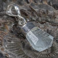 Natural Aquamarine Gem Stone Pendant NoR18
