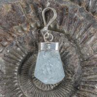 Natural Aquamarine Gem Stone Pendant NoR5
