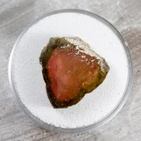 Watermelon Tourmaline Slice No42