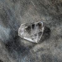 White Topaz Crystal No4
