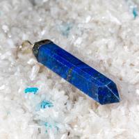 Lapis Lazuli Free Form Pendant No41