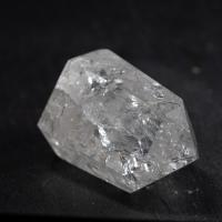 Fire and Ice Quartz Point #44