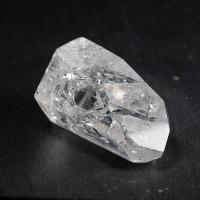 Fire and Ice Quartz Point #32