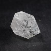 Fire and Ice Quartz Point #33