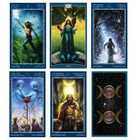 The Book of Shadows Tarot Vol.1 from Lo Scarabeo