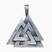 Picts Celtic Knot Pendant