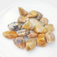 Cassiterite Tin Quartz Feldspar Tumbles 2-2.5cm