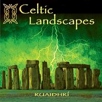 Celtic Landscapes CD by Ruaidhri