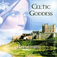 Celtic Goddess CD by Ruaidhri